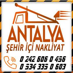 ANTALYA KADRİYE NAKLİYAT 0850 885 2112